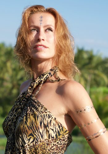 Anne-Christin - Amazonian - Warrior - The Beauty of Now