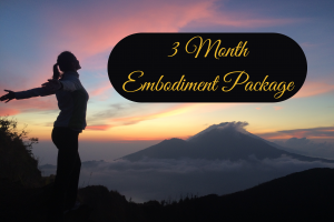 Embodiment Coaching - 3 Month - The Beauty of Now